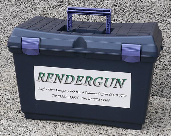 Rendergun kit - box